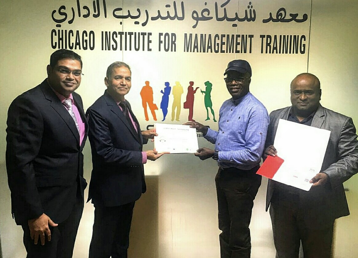 pmp training dubai