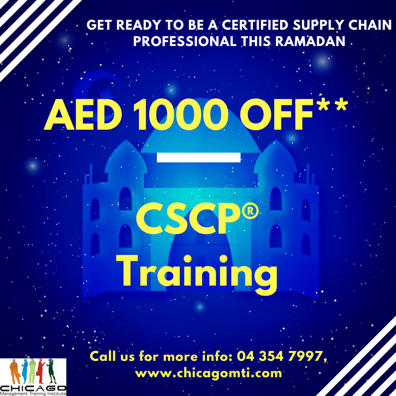 Certified Supply Chain Professional Cscp